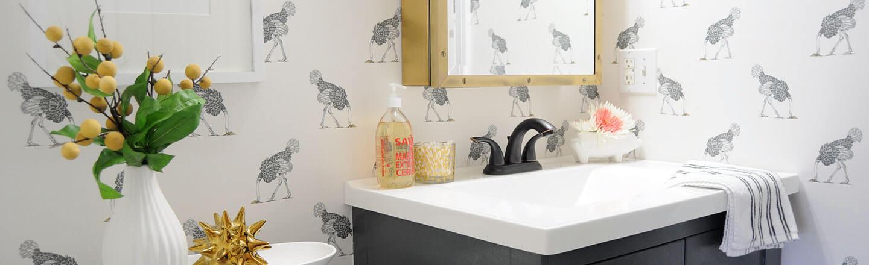 Papel de colgadura for Papel para tapizar paredes